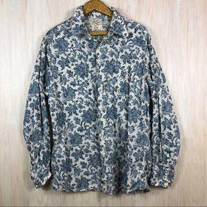 Lucky Brand Distinctive Western Sport Wear Shirt